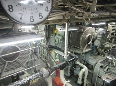 Turbine to Main Shaft Gear reduction