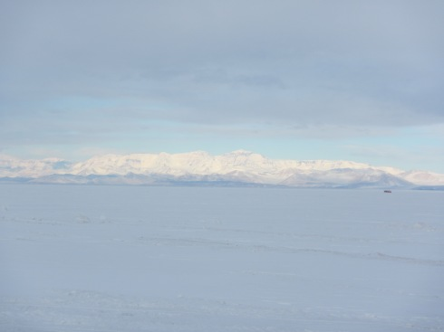 Trans Antarctic Mountains