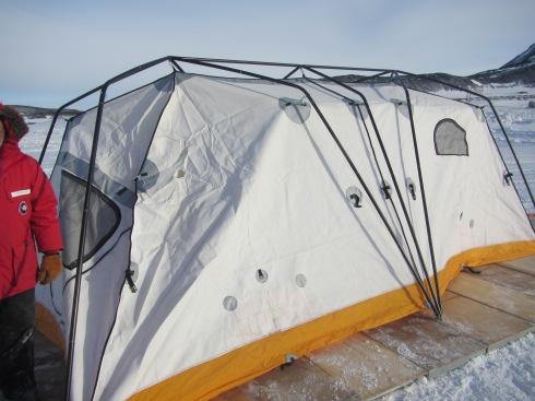 Arctic Oven