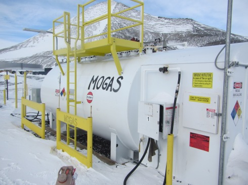 McMurdo's Fueling Station