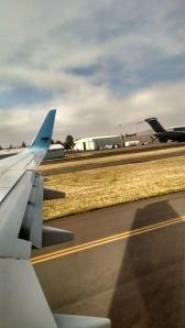 Bye Portland.
