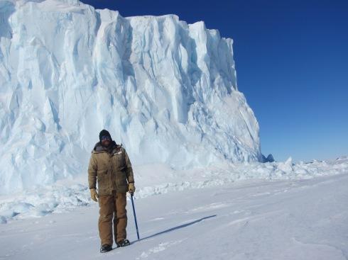 Barnes Glacier